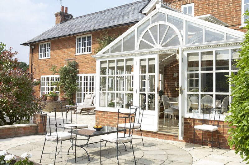Average Cost of a Conservatory Surrey United Kingdom