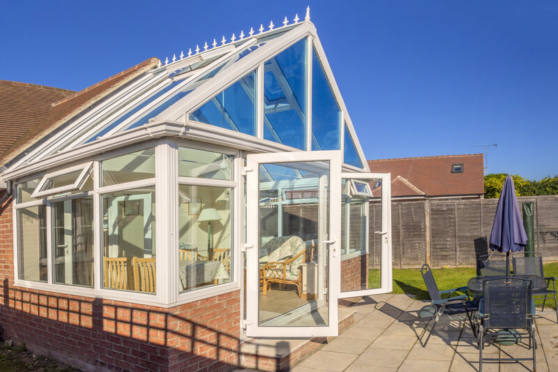 Glass Conservatory in Surrey United Kingdom