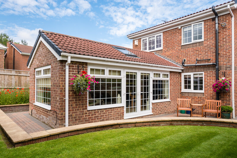 Tiled Conservatory Roofs Surrey United Kingdom